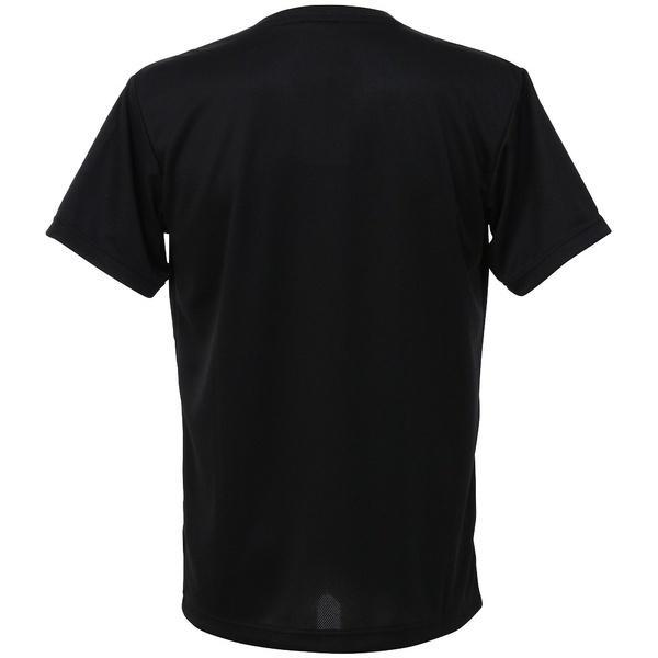 (セール)DESCENTE(デサント)バレーボール 半袖Tシャツ 17S SMU GRAPHIC TEE DOR-B8416 BMZ メンズ BMZ