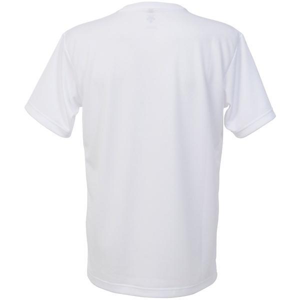 (セール)DESCENTE(デサント)バレーボール 半袖Tシャツ 17S SMU GRAPHIC TEE DOR-B8416 WMZ メンズ WMZ