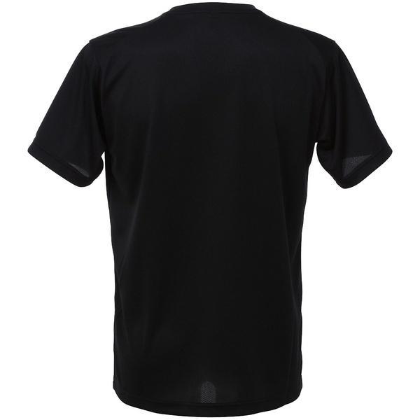 (セール)DESCENTE(デサント)バレーボール 半袖Tシャツ 17S SMU GRAPHIC TEE DOR-B8417 BMZ メンズ BMZ