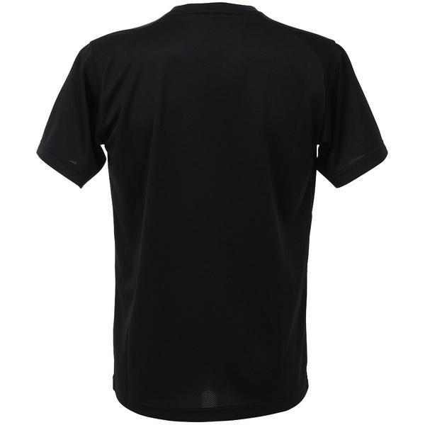 (セール)DESCENTE(デサント)バレーボール 半袖Tシャツ 17S SMU GRAPHIC TEE DOR-B8417 BWH メンズ BWH