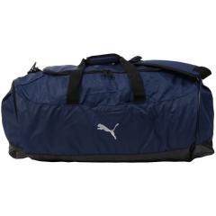 (セール)PUMA(プーマ)スポーツアクセサリー ボストンバッグ トレーニング J ダッフルバッグ X Z 073292-02 - 02PEACOAT-BL