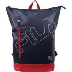 (セール)FILA(フィラ) スポーツアクセサリー バッグパック バケツガタターポリンディバッグ Z FM2025-NY ネイビー