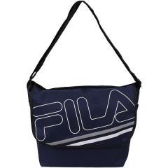 (セール)FILA(フィラ) スポーツアクセサリー ボディーバッグ メッセンジャーバッグ Mサイズ Z FM2028-NY ネイビー