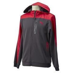 (セール)PUMA(プーマ)メンズスポーツウェア ウォームアップジャケット フーデッドトレーニングジャケット Z 920297-03 レディース 3