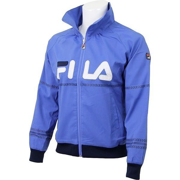 (送料無料)FILA(フィラ) テニス バドミントン レディースウインドアップ 61 ウィンドアップジャケット VL1380-16 レディース ウルトラマリン