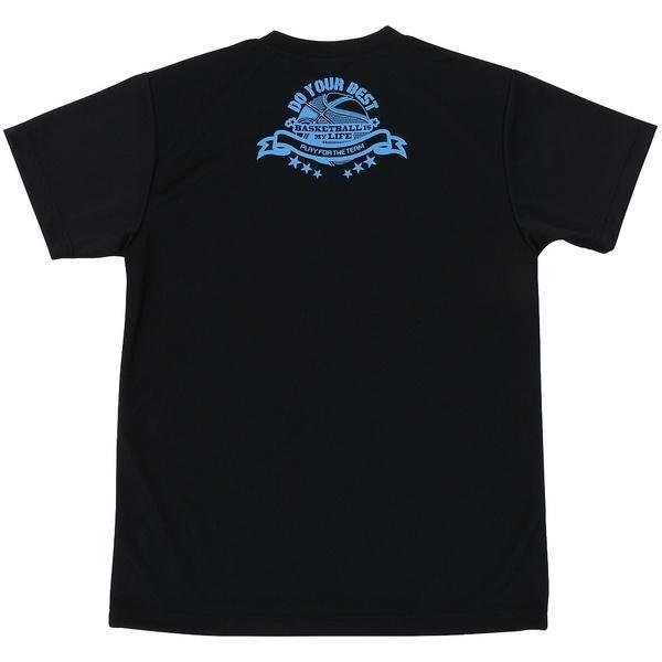 (セール)CONVERSE(コンバース)バスケットボール ジュニア 半袖Tシャツ JRプリントTシャツ CB471302-1925 ジュニア BLKRBL