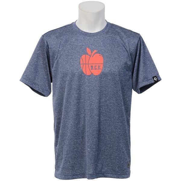 (セール)CONVERSE(コンバース)バスケットボール メンズ 半袖Tシャツ Tシャツ CBE271303-2900 メンズ NVY
