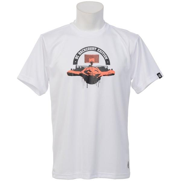 (セール)CONVERSE(コンバース)バスケットボール メンズ 半袖Tシャツ Tシャツ CBE271304-1100 メンズ WHT