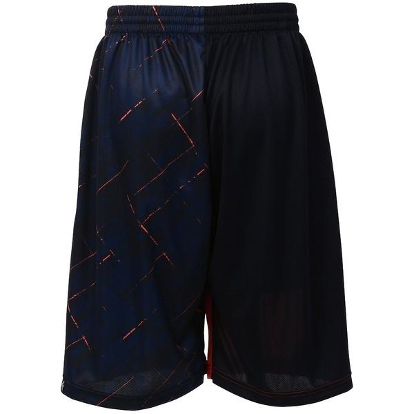 (セール)CONVERSE(コンバース)バスケットボール メンズ プラクティスショーツ 7S バックコートアクティブショーツ CBE271806-2900 メンズ ネイビー