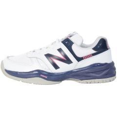 (セール)New Balance(ニューバランス)テニス バドミントン レディースオールコート WC796WN1D WC796WN1D レディース WHITE/NAVY