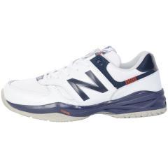 (セール)New Balance(ニューバランス)テニス バドミントン オールコート MC796WN12E MC796WN12E メンズ WHITE/NAVY