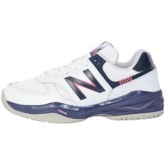 (セール)New Balance(ニューバランス)テニス バドミントン レディースオールコート WC796WN12E WC796WN12E レディース WHITE/NAVY