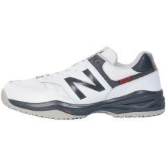 (セール)New Balance(ニューバランス)テニス バドミントン オムニクレー 他 MC706WC12E MC706WC12E メンズ WHITE/CHARCOAL
