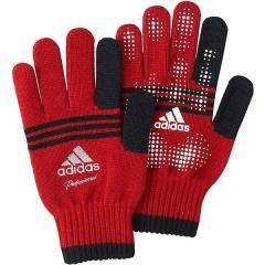 (セール)adidas(アディダス)野球 その他ウェアアクセサリー PROFESSIONAL  ニットグローブ Z BVS81-AZ4177 メンズ パワーレッド/アイロンメット