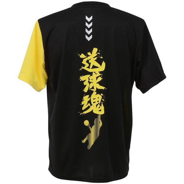 hummel(ヒュンメル)その他競技 体育器具 ハンドボール ハンドボールTシャツ HAY2070H_90 ブラック