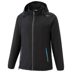 (セール)(送料無料)MIZUNO(ミズノ)トレッキング アウトドア 薄手ジャケット ベーシックトレイルJKW A2ME730208 レディース チャコールグレー