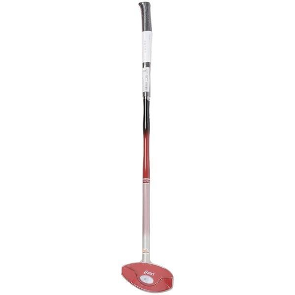 (送料無料)ASICS(アシックス)グラウンドゴルフ クラブ ハンマーバランス17ミギヨウ GGL114.23 F レツド