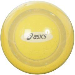 ASICS(アシックス)グラウンドゴルフ ボール ハイパワーボールマンゲキヨウ17 GGL307.04 F イエロー