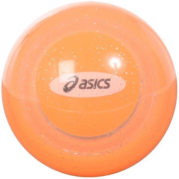 ASICS(アシックス)グラウンドゴルフ ボール ハイパワーボールマンゲキヨウ17 GGL307.20 F オレンジ
