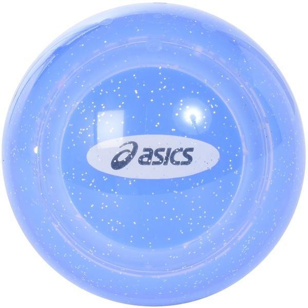 ASICS(アシックス)グラウンドゴルフ ボール ハイパワーボールマンゲキヨウ17 GGL307.42 F ブルー