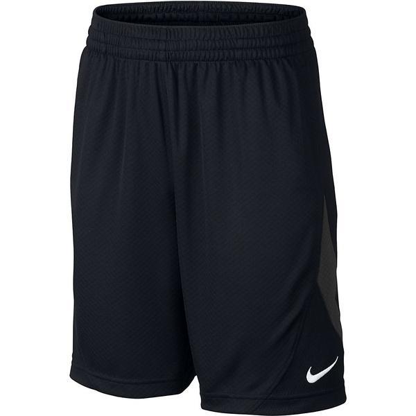 (セール)NIKE(ナイキ)バスケットボール ジュニア プラクティスショーツ ナイキ YTH アバランチ ショート 820290-010 ボーイズ ブラック/ブラック/ブラック/(ホワイト)