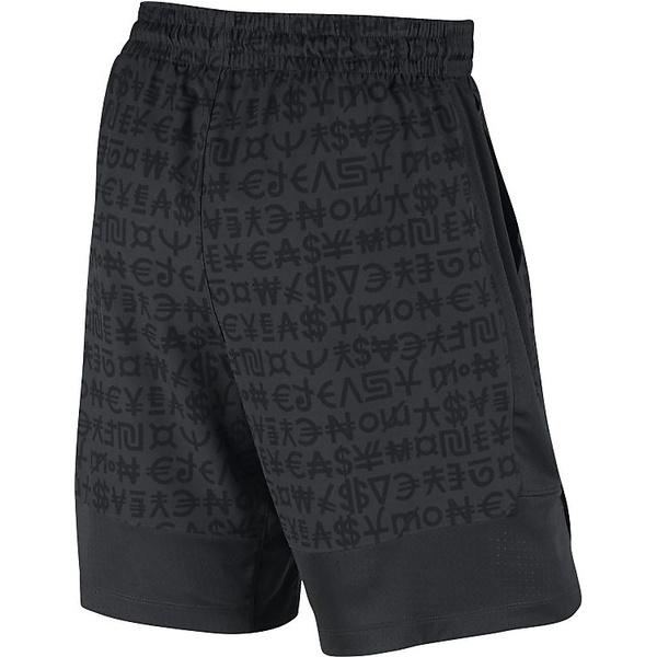 (セール)NIKE(ナイキ)バスケットボール メンズ プラクティスショーツ ナイキ FLEX ハイパーエリート ショート 831374-010 メンズ ブラック/アンスラサイト/(ホワイト)