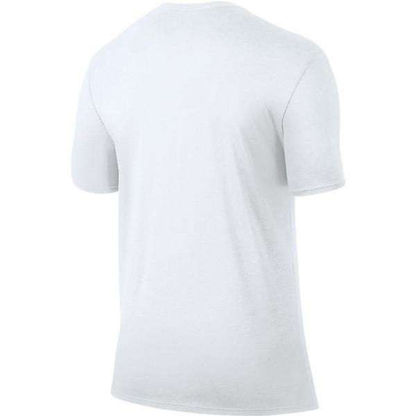 (セール)NIKE(ナイキ)バスケットボール メンズ 半袖Tシャツ ジョーダン ICONIC ジャンプマン S/S Tシャツ 834473-100 メンズ ホワイト/(ブラック)