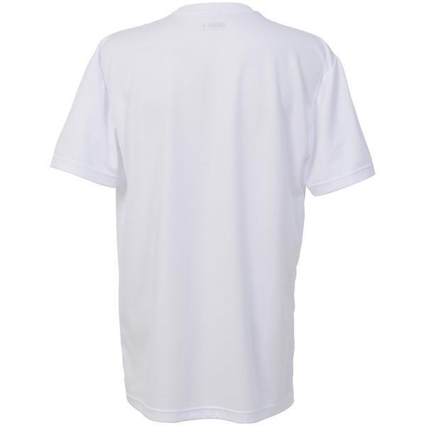 (セール)AND1(アンドワン)バスケットボール メンズ 半袖Tシャツ LOGO TEE S737010018 WHITE