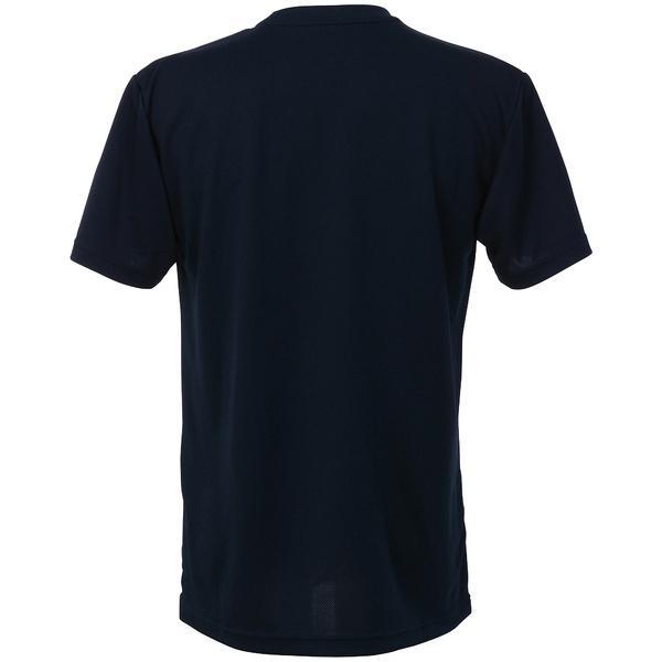(セール)AND1(アンドワン)バスケットボール メンズ 半袖Tシャツ LOGO TEE S737010024 NAVY