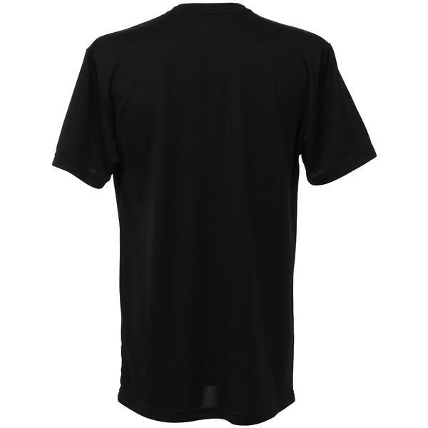 (セール)AND1(アンドワン)バスケットボール メンズ 半袖Tシャツ LOGO TEE S737010081 BLACK/WHITE