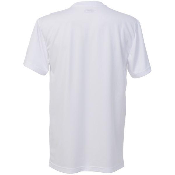 (セール)AND1(アンドワン)バスケットボール メンズ 半袖Tシャツ TOO STAGE LOGO TEE S737110501 WHITE/BLACK