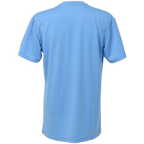 (セール)AND1(アンドワン)バスケットボール メンズ 半袖Tシャツ TOO STAGE LOGO TEE S737110505 BLUE/WHITE