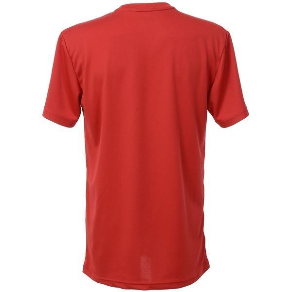 (セール)AND1(アンドワン)バスケットボール メンズ 半袖Tシャツ YOUR GAME TALK TEE S737110703 RED/BLACK/WHITE