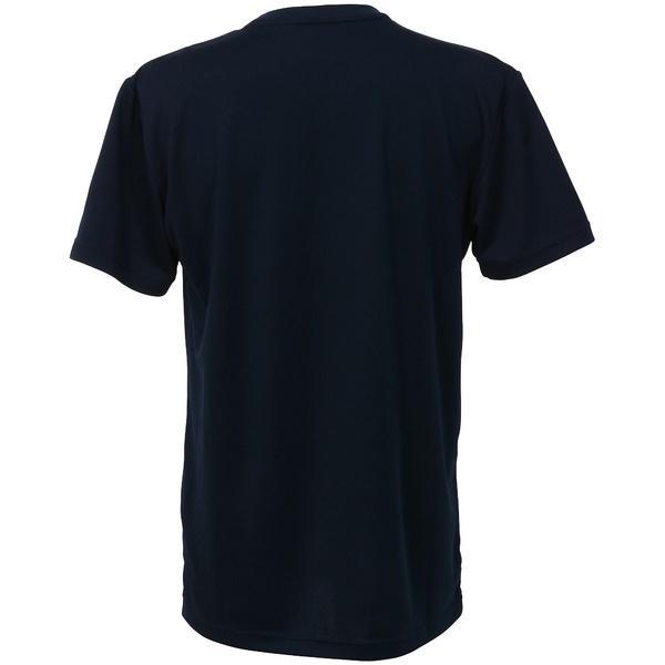 (セール)AND1(アンドワン)バスケットボール メンズ 半袖Tシャツ BUS DRIVER TEE S737111002 NAVY/RED/C.GRAY