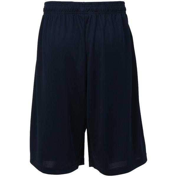 AND1(アンドワン)バスケットボール メンズ プラクティスショーツ LOGO SHORT S737020124 NAVY
