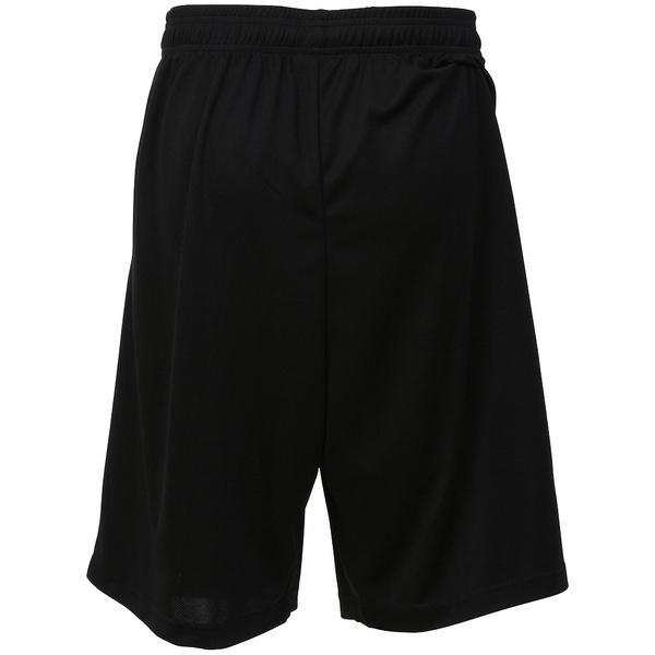 AND1(アンドワン)バスケットボール メンズ プラクティスショーツ LOGO SHORT S737020181 BLACK/WHITE
