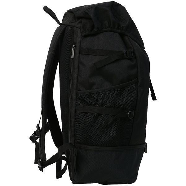 (送料無料)AND1(アンドワン)バスケットボール バッグ HOOK LOGO BIGZAC S730598883 F BLACK/RED