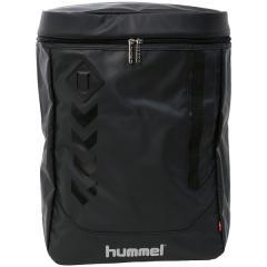 (送料無料)hummel(ヒュンメル)サッカー バックその他 17S_SPOT_BACKPACK_BK HFB6077_90 ブラックxブラック