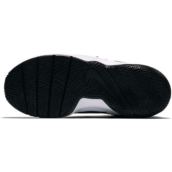 (送料無料)NIKE(ナイキ)バスケットボール ジュニア シューズ ナイキ チーム ハッスル D 8 GS 881941-100 ボーイズ ホワイト/ブラック