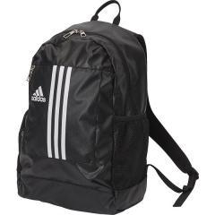 adidas(アディダス)スポーツアクセサリー バッグパック 16 3S BSC BP 26 BLK Z BIP72-AP3254 NS BLK/WHT