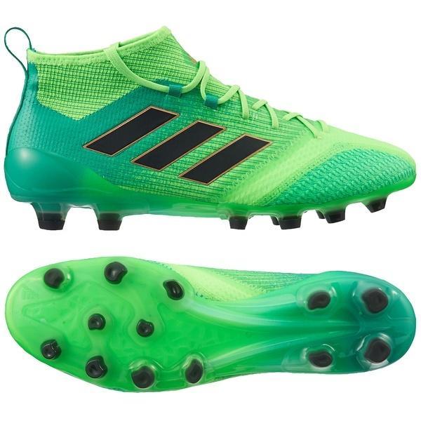 (セール)(送料無料)adidas(アディダス)サッカー スパイク エース 17.1-ジャパン プライムニット HG BEK37 BB0936 メンズ ソーラーグリーン/コアブラック/コアグリーン S17