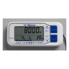MIZUNO(ミズノ)フィットネス 健康 ホームフィットネス(計測器 大型器具) 活動量計M55 C3JMW70101