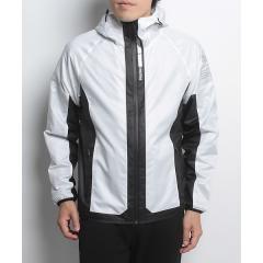 (セール)Number(ナンバー)メンズスポーツウェア ウインドアップジャケット 裏起毛トリコットウインドジャケット NB-F17-305-030 メンズ ホワイト/ブラック