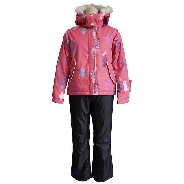 (セール)(送料無料)SVET(スヴェット)ウインター ジュニアアパレル GIRLS SKI SUIT SVS60P02 ガールズ PINK