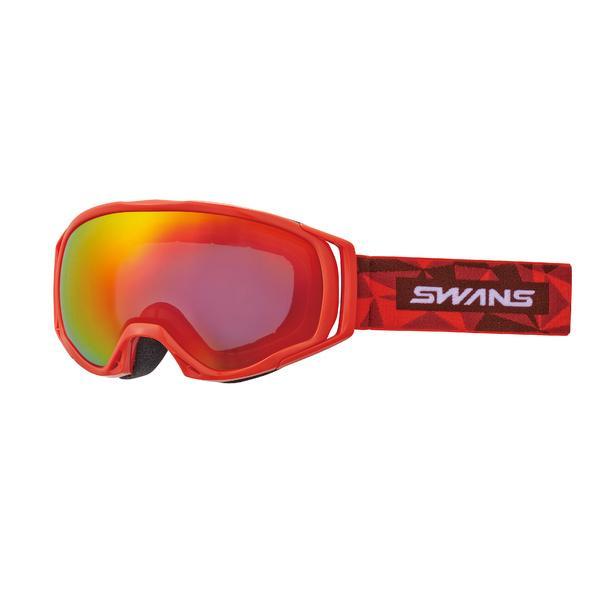 (送料無料)SWANS(スワンズ)ウインター ゴーグル O-060MDHS GLR O-060MDHS GLR メンズ GLR