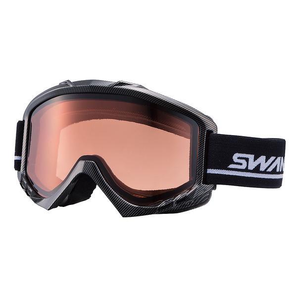 (送料無料)SWANS(スワンズ)ウインター ゴーグル 050-DH BK 050-DH BK メンズ BK