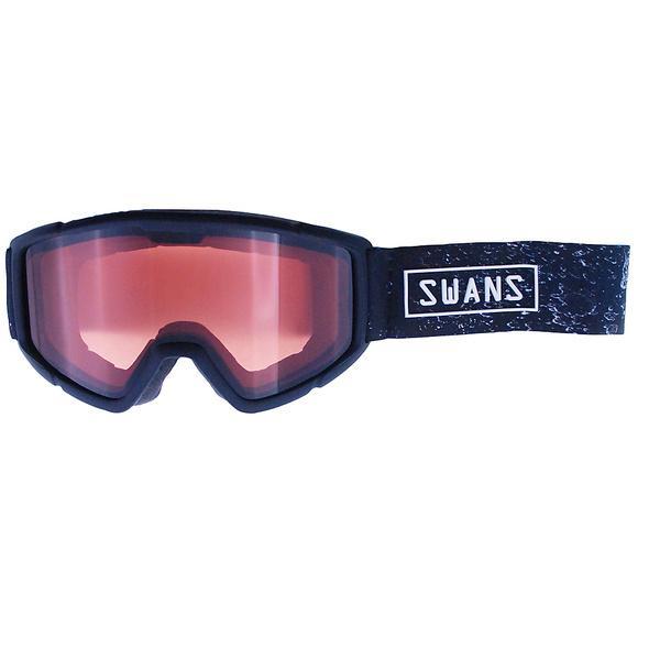 SWANS(スワンズ)ウインター ジュニア帽子 ヘッドアクセ O-140DH BK O-140DH BK ジュニア BK