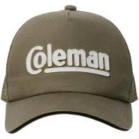 COLEMAN(コールマン)トレッキング アウトドア メンズキャップ キャップコールマンロゴカーキ 2000029461 カーキ