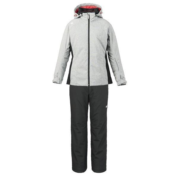 (セール)(送料無料)DESCENTE(デサント)ウインター レディーススキーウェア LADIES SUIT DRA-7290WF レディース MGY
