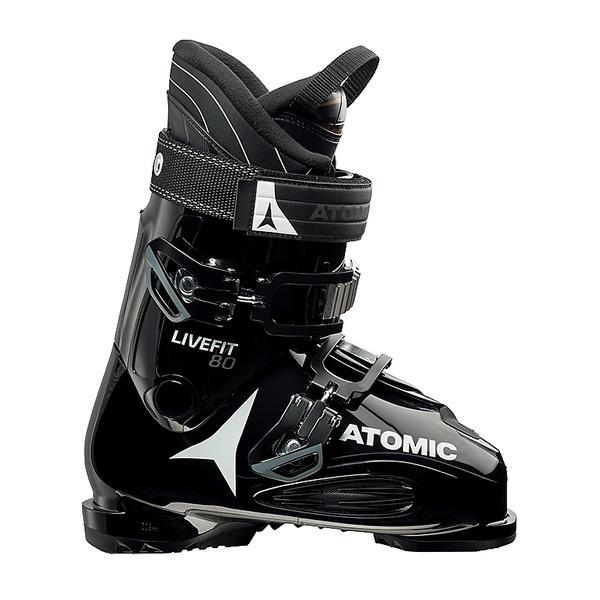 (セール)(送料無料)ATOMIC(アトミック)ウインター メンズスキーブーツ LIVE FIT 80 AE501664028X メンズ 28X BLACK